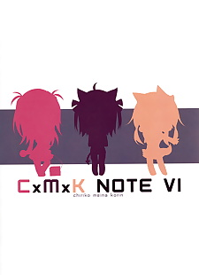漫画 cxmxk 注意到 Vi, full color , catgirl