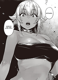 英语漫画 ibunka 跑 kouryuu kouhen, big breasts , glasses