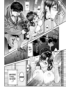 英语漫画 吉米 梅甘娜 德 kakure kyonyuu JD no.., big breasts , glasses