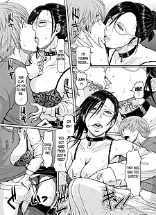 英语漫画 toshokan 没有 jukuchijo - 的 mature.., anal , big breasts